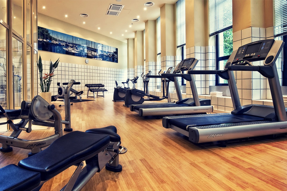 Fitness Clubs / Gyms Database